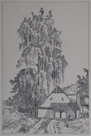 Briza Kresba Muzea A Galerie Na Vysocine On Line